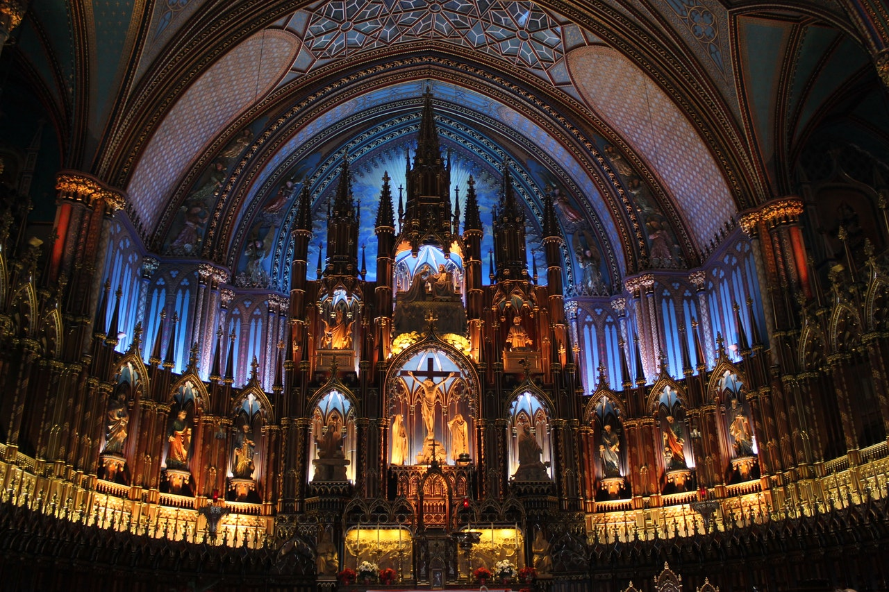 Valv i Notre-Dame